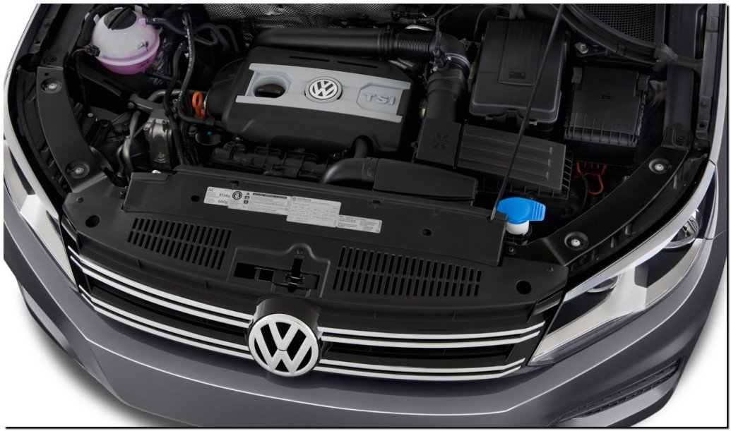2014 Volkswagen Tiguan Engine Car Review Car Tuning
