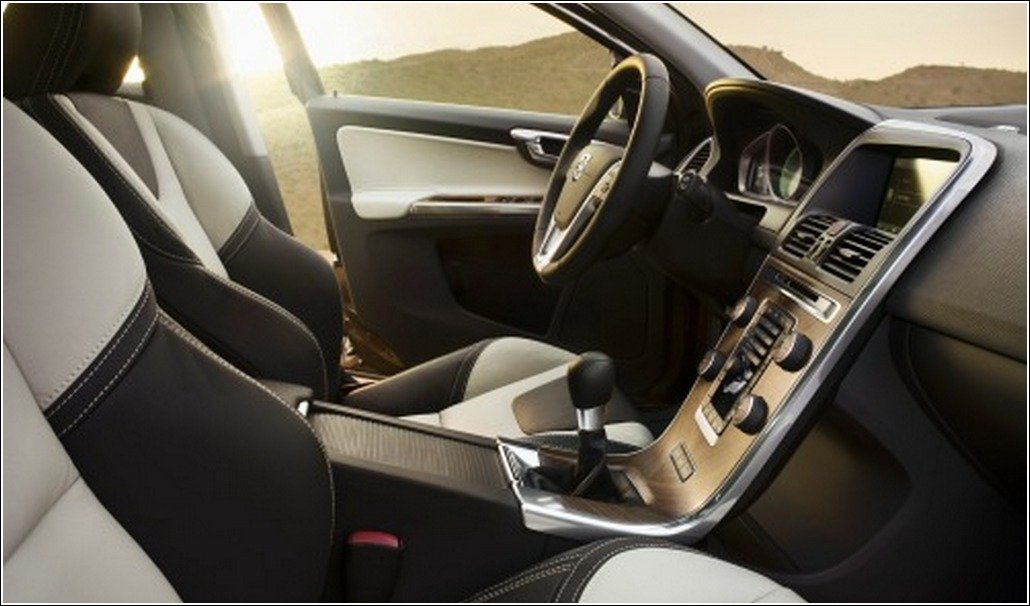 Volvo Xc60 Interior Car Review Car Tuning Modified New Car