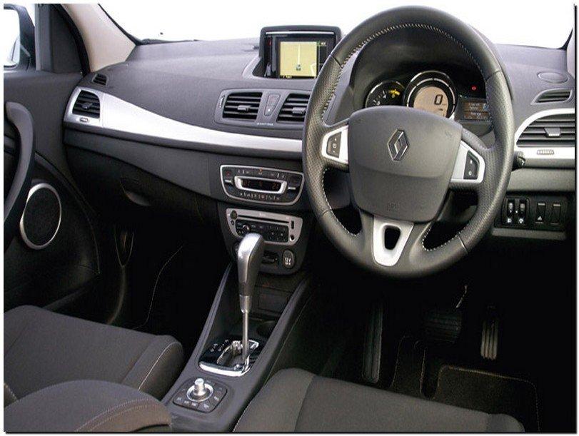 Renault Megane Sport Interior Renault Megane Sport 250