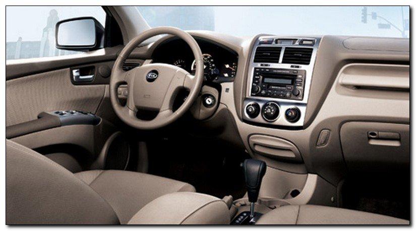 2007 Kia Sportage Interior Car Review Car Tuning