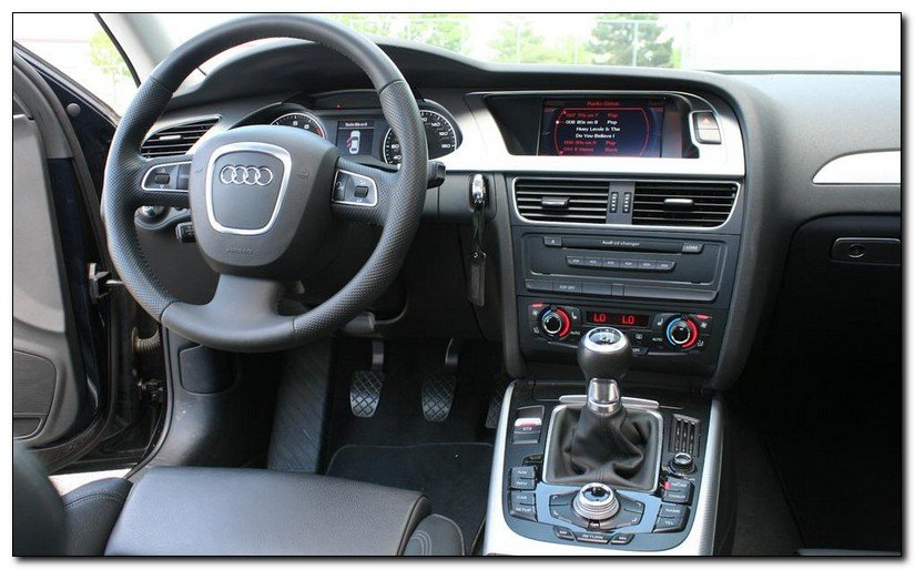 2009 audi a4 car review car tuning modified new car. Black Bedroom Furniture Sets. Home Design Ideas