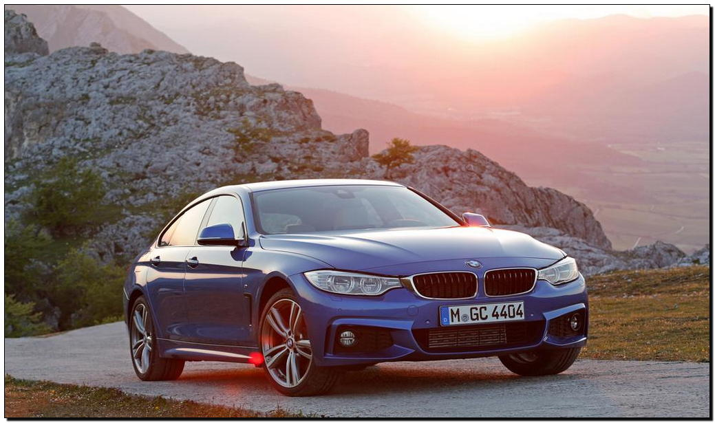 2015 Bmw 428i Review and Specifications
