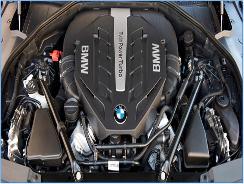 2015 Bmw 7 Series Engine 4 4l V8 Car Review Car Tuning