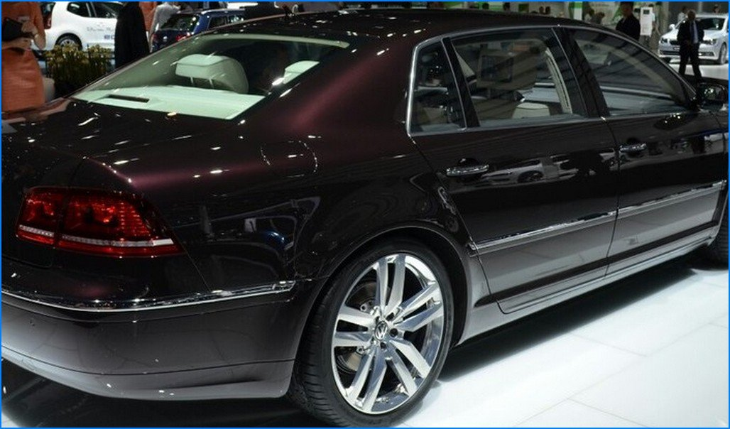 volkswagen phaeton 2015 car review car tuning modified. Black Bedroom Furniture Sets. Home Design Ideas