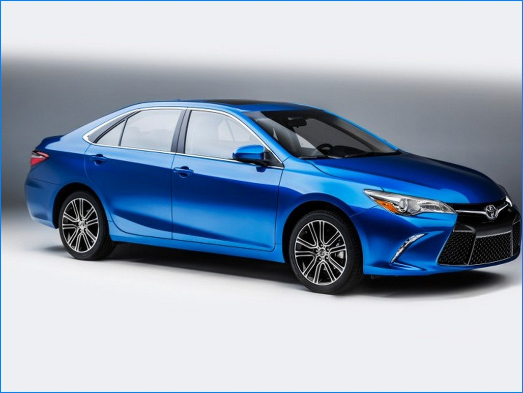 2016 toyota camry full review luxury sedan car review