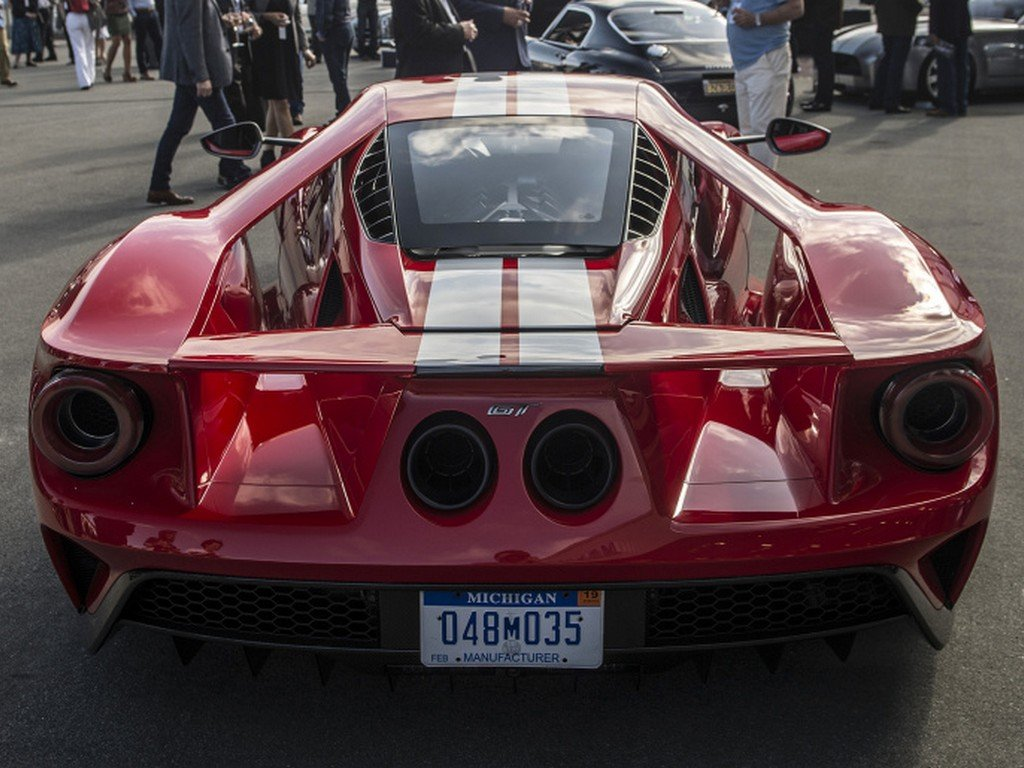 2018 ford gt release date