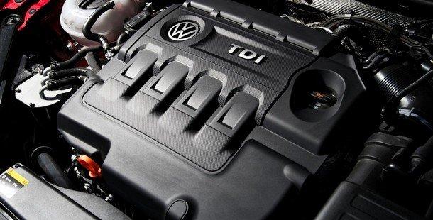 volkswagen golf gtd taillight and badge turbocharged-20-liter-inline 4 diesel engine