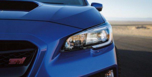 2015 Subaru Impreza Wrx Sti Lamp