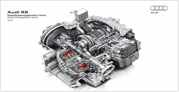 2014 Audi R8 V10 Plus Cutaway Transaxle  U2013 Review Price Release Date And Specification