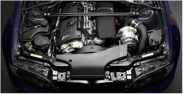 2015 BMW E46 M3 Engine