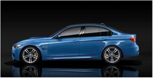 2015 BMW E46 M3 Side View