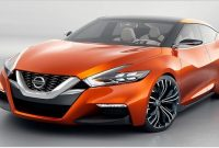 2015 Nissan Maxima Front View