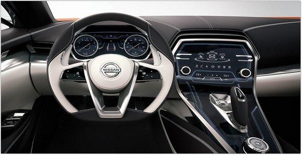 2015 Nissan Maxima Interrior