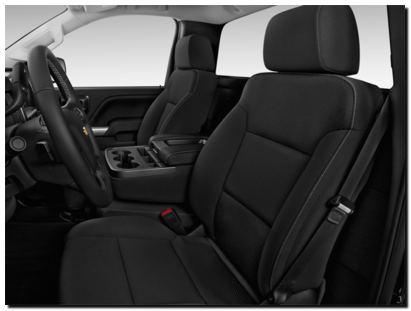 2014 Chevy Silverado  Sofa