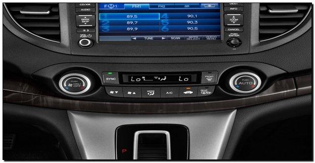 2014 Honda CRV Audio
