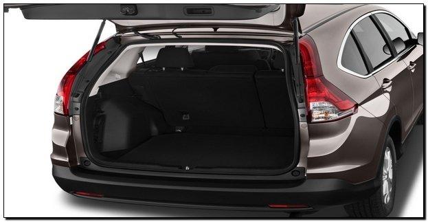 2014 Honda CRV Bagage