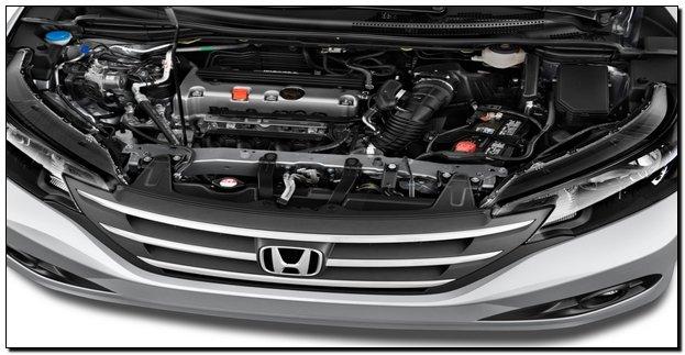 2014 Honda CRV Engine