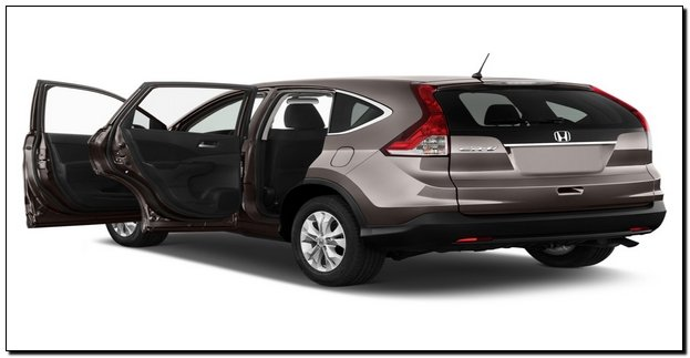 2014 Honda CRV OpenDoor