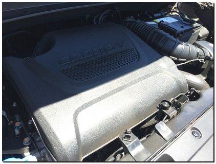 2014 Kia Sportage SX Awd Engine