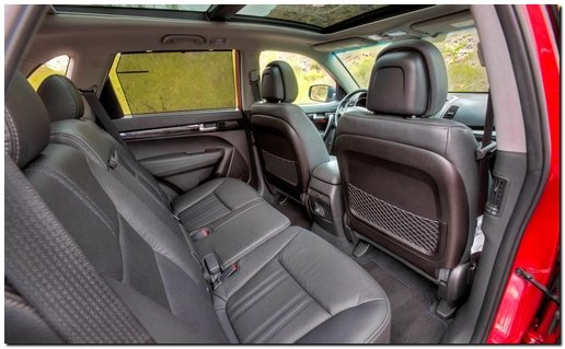 2014 Kia Sportage SX Awd Interior 2