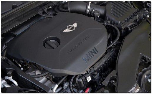 2014 Mini Cooper Engine
