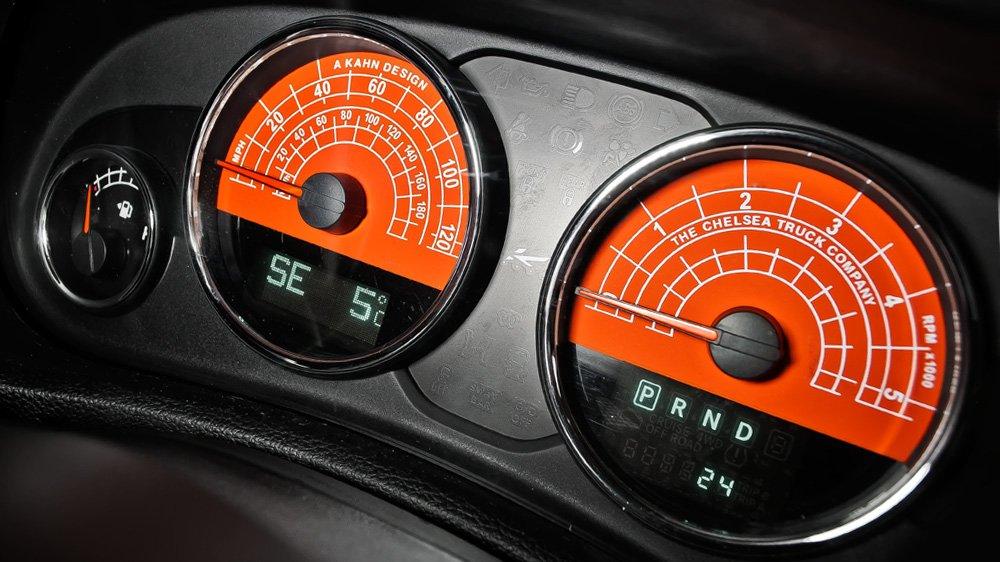 2013 jeep wrangler gauge