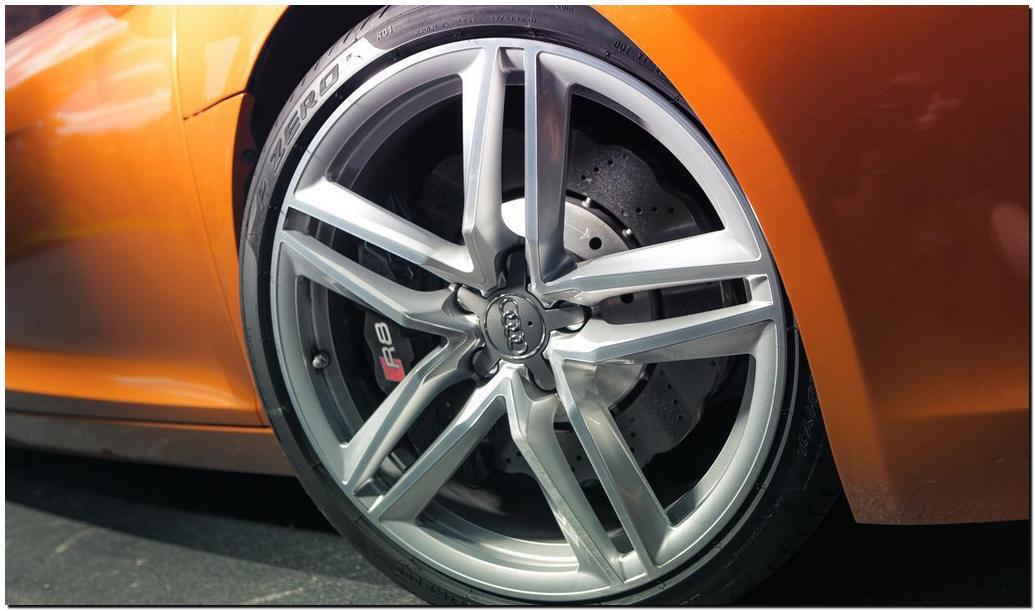 2014 Audi R8 Spyder Wheel