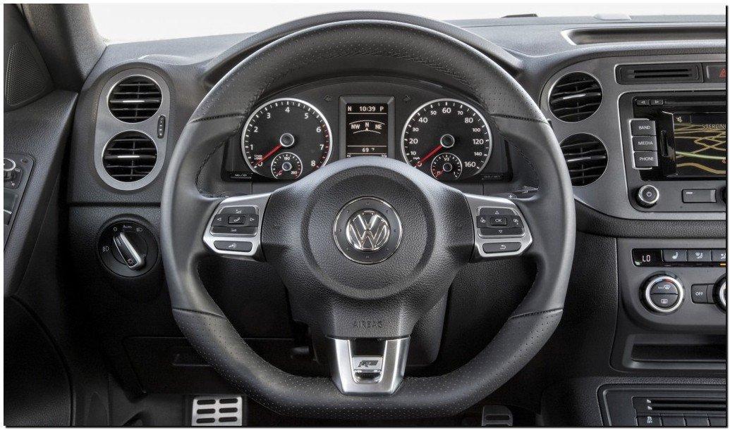 2014 Volkswagen Tiguan Interior