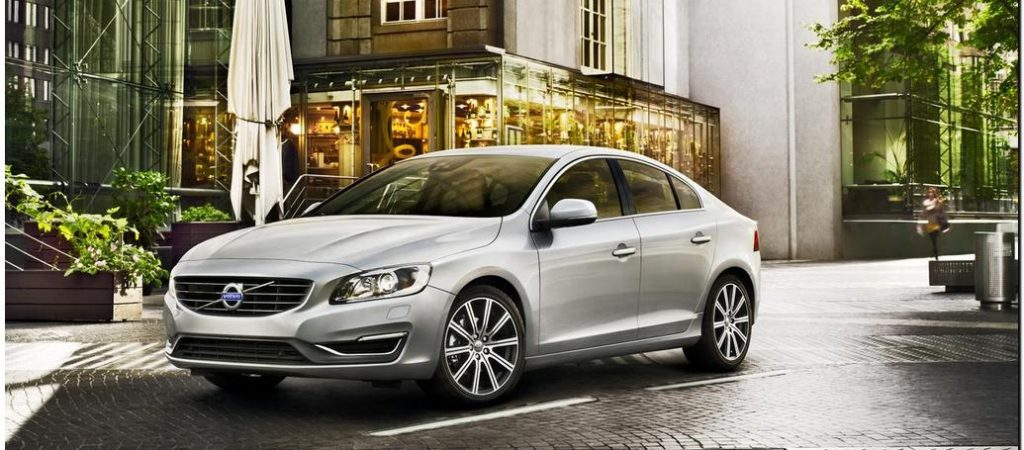 2014 Volvo s60 Front Side