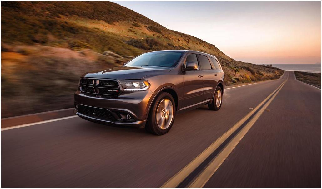 2014 dodge durango Front run