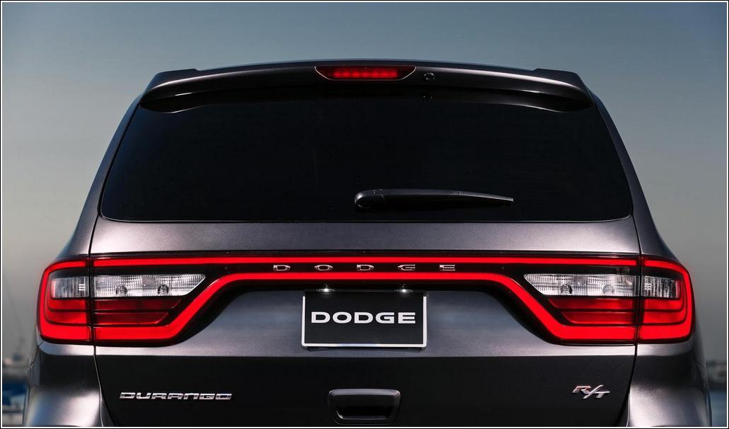 2014 dodge durango Stop Lamp