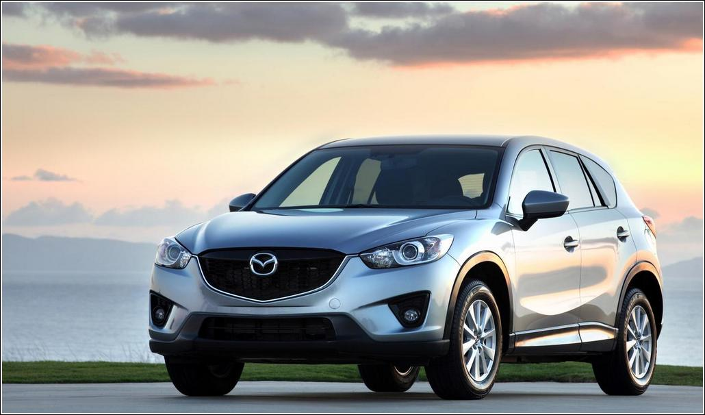 2014 mazda cx-5 Front View