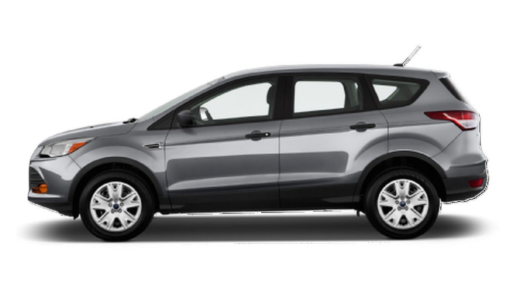 Ford Escape 2014 Side View