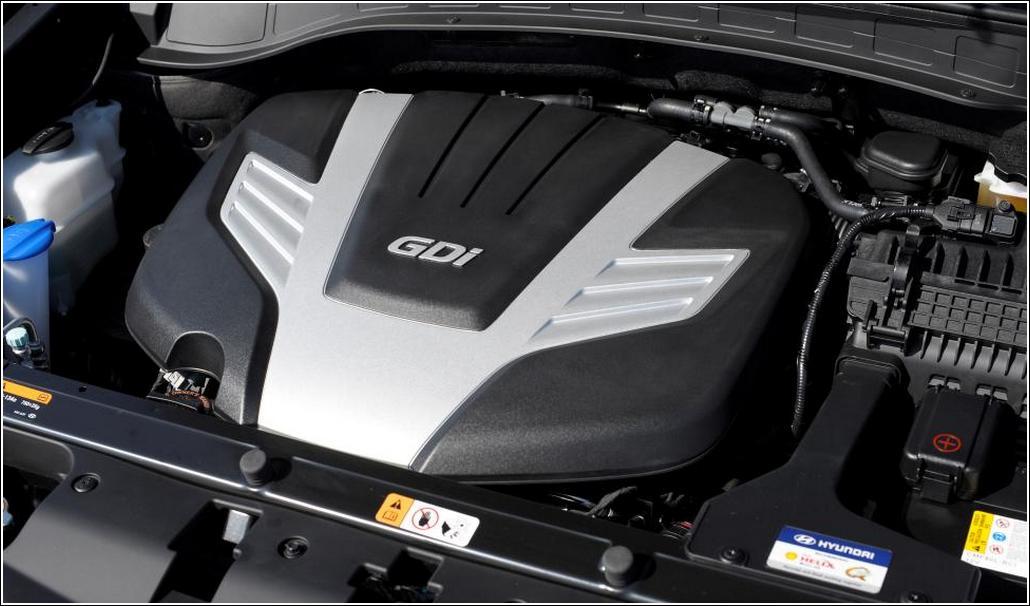 Hyundai Santa Fe 2014 Engine