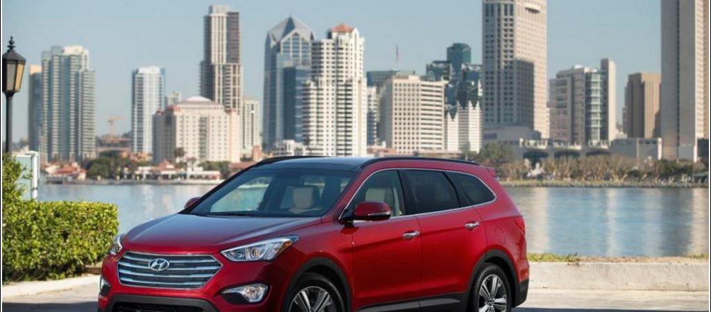 Hyundai Santa Fe 2014 Limited Heat line