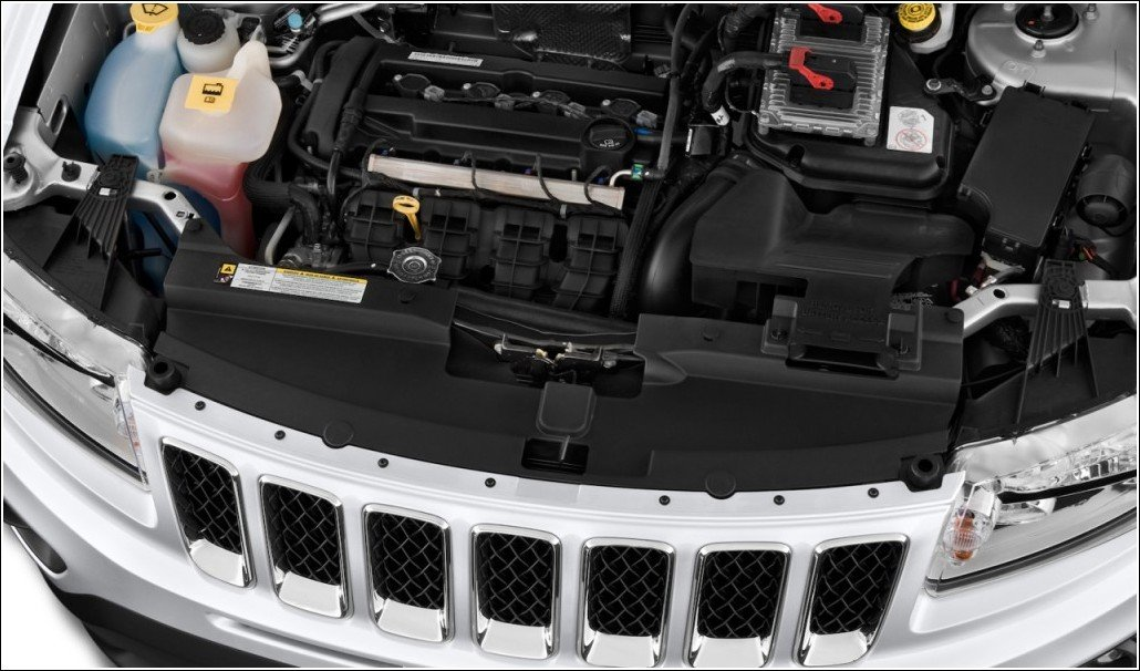 2014 Jeep Compass Engine