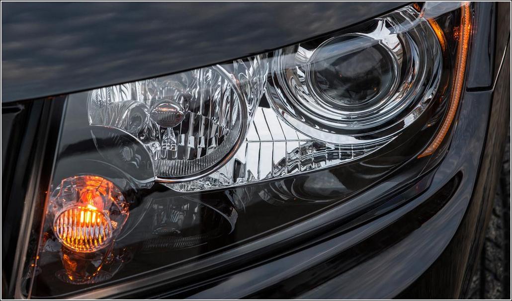 2014 Jeep Compass Head Lamp