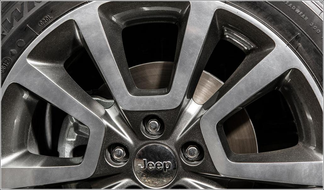 2014 Jeep Compass Wheel