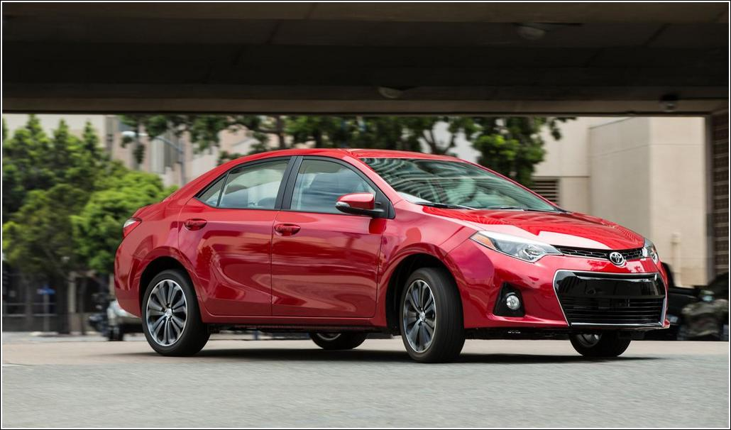 2014 Toyota Corolla Front2