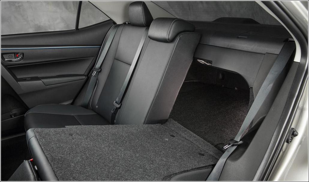 2014 Toyota Corolla Wheel Side