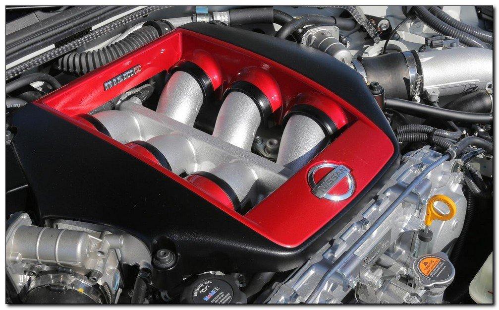 2015 Nissan Skyline GT-R R35 45th Anniversary Edition Engine