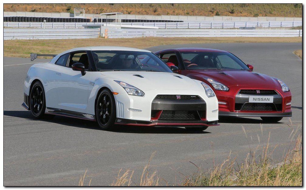 2015 Nissan Skyline GT-R R35 45th Anniversary Edition front
