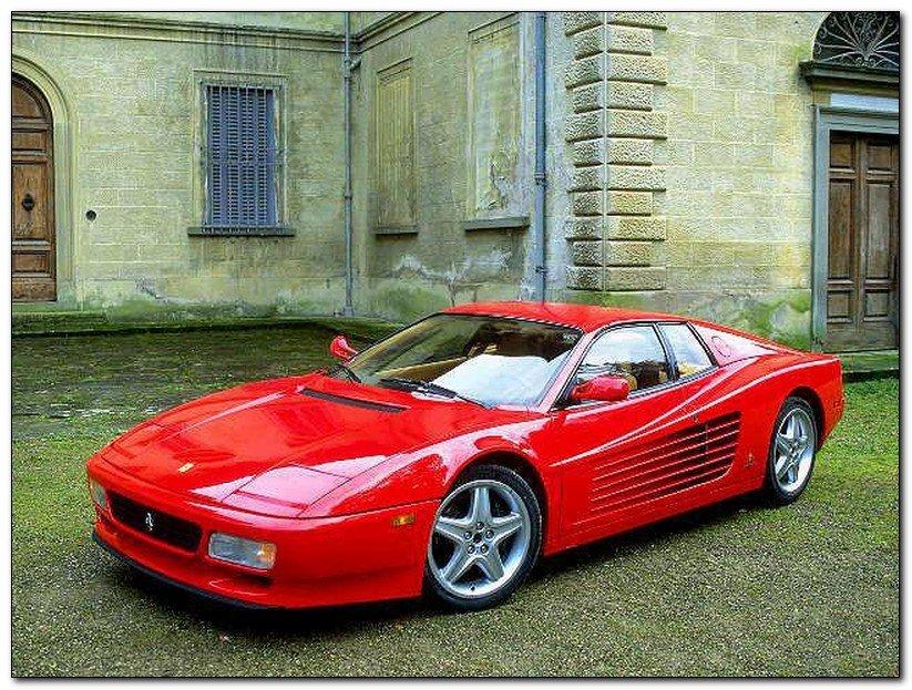 Ferrari F355 Front Up
