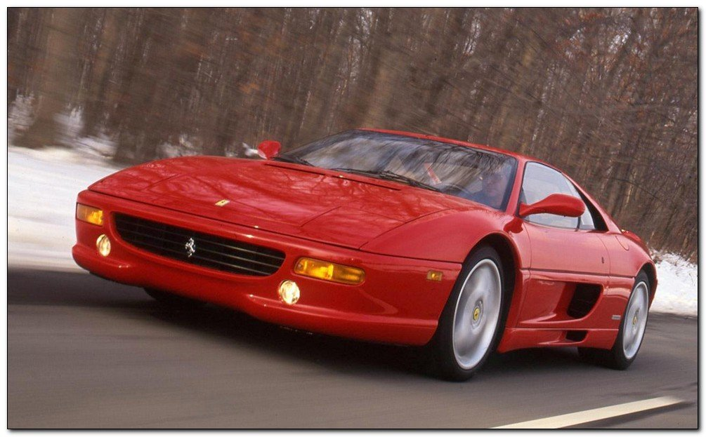 Ferrari F355 Front