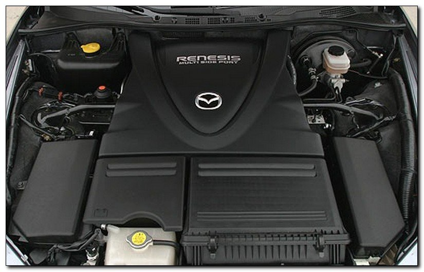2005 mazda rx8 Engine