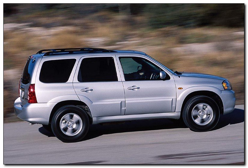 2005 mazda tribute side view review price release date. Black Bedroom Furniture Sets. Home Design Ideas