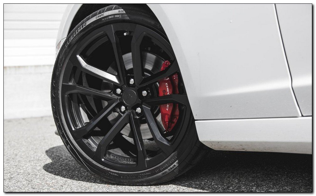 2015 Chevrolet Camaro Wheel