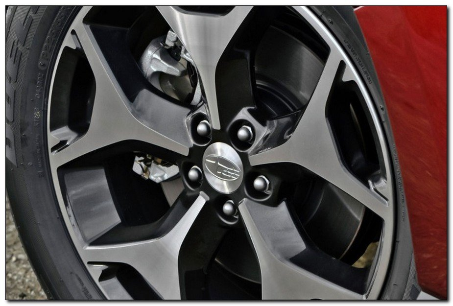 2015 Subaru Forester 2.0 Whell