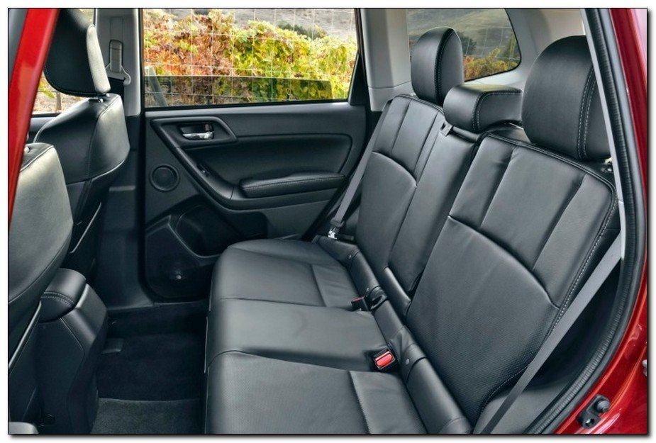 2015 Subaru Forester 2.0 sheet