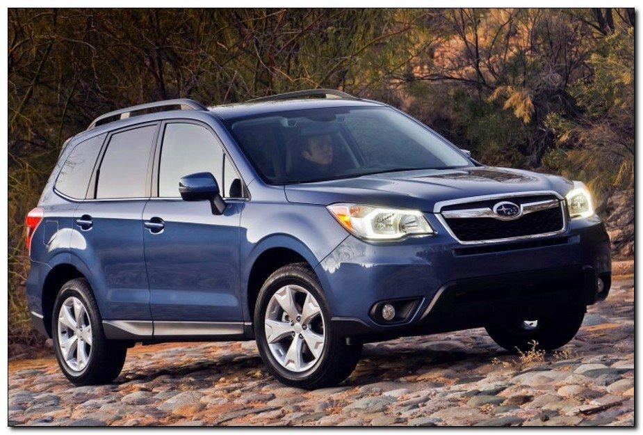 2015 Subaru Forester 2.0